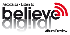 Hear it on Believe Digital