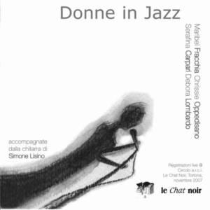 Simone Lisinio 'Donne in Jazz'