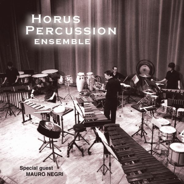 Loris Stefanuto  'Horus Percussion Ensemble'