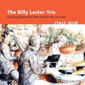 The Billy Lester trio - Italy 2016