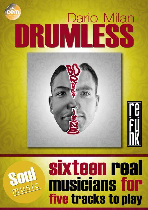Dario Milan ReFunk Drumless